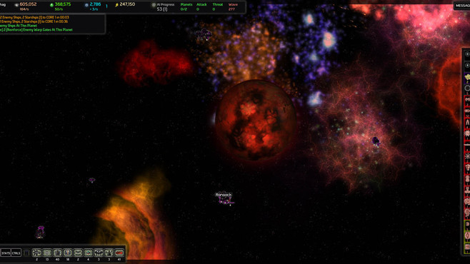 AI War: Children of Neinzul Screenshot 3