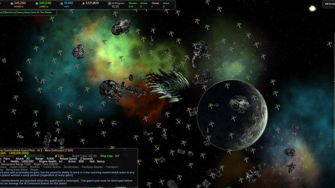AI War: Children of Neinzul Screenshot 7