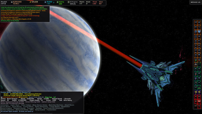 AI War: Destroyer of Worlds Screenshot 2