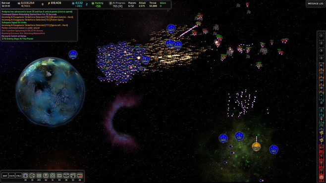 AI War: Destroyer of Worlds Screenshot 3