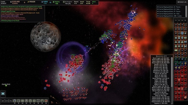 AI War: Destroyer of Worlds Screenshot 4