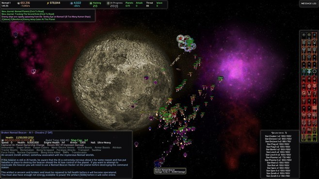 AI War: Destroyer of Worlds Screenshot 5