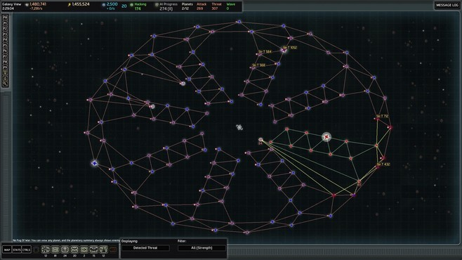 AI War: Destroyer of Worlds Screenshot 8