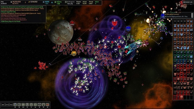 AI War: Destroyer of Worlds Screenshot 10
