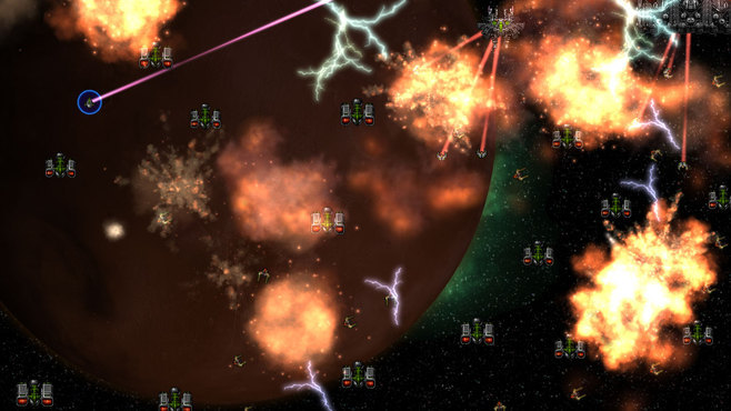 AI War: Fleet Command Screenshot 7