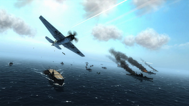 Air Conflicts: Pacific Carriers Screenshot 1