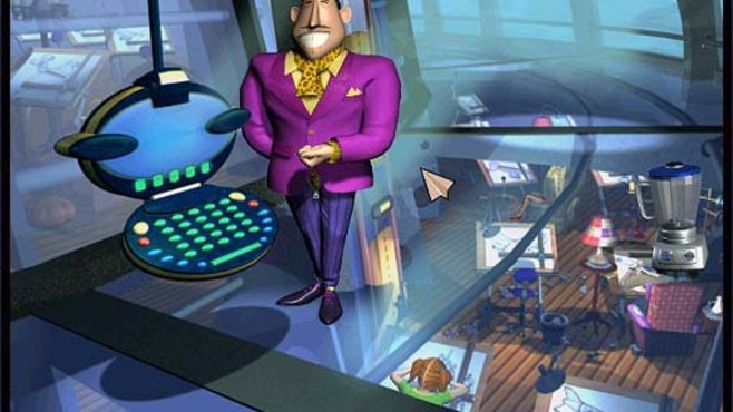 Airline Tycoon Deluxe Screenshot 1