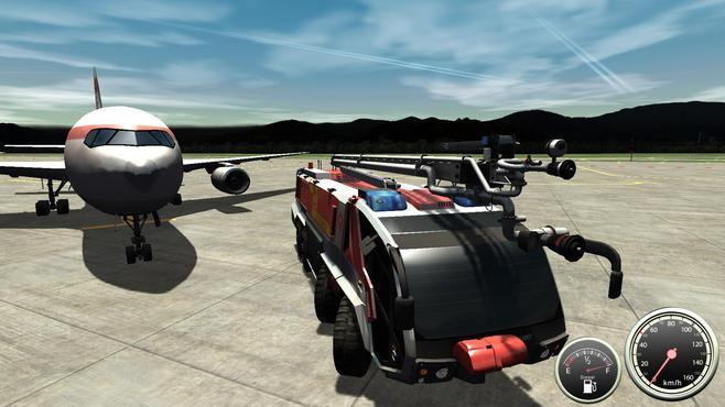 Airport Firefighter Simulator Screenshot 2