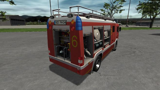 Airport Firefighter Simulator Screenshot 5