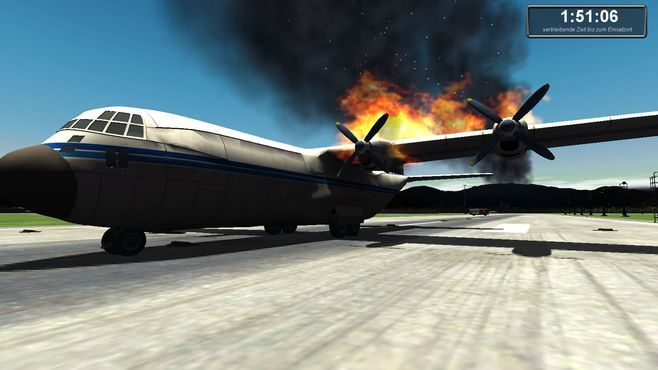 Airport Firefighter Simulator Screenshot 6