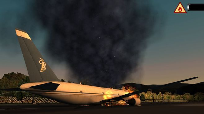 Airport Firefighter Simulator Screenshot 7