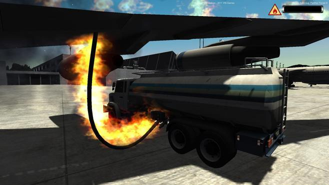 Airport Firefighter Simulator Screenshot 8