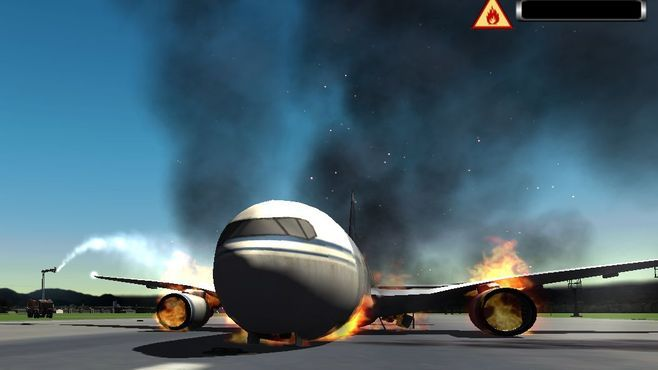 Airport Firefighter Simulator Screenshot 10