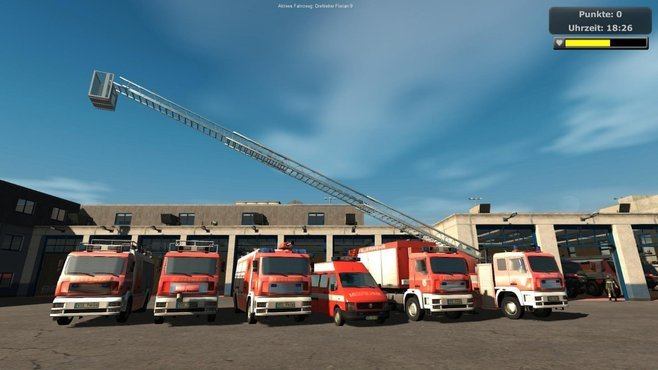Airport Firefighter Simulator 2013 Screenshot 8