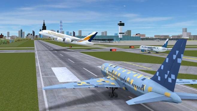 Airport Madness 3D: Volume 2 Screenshot 1