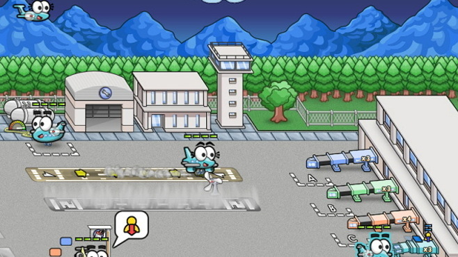 Airport Mania Screenshot 1