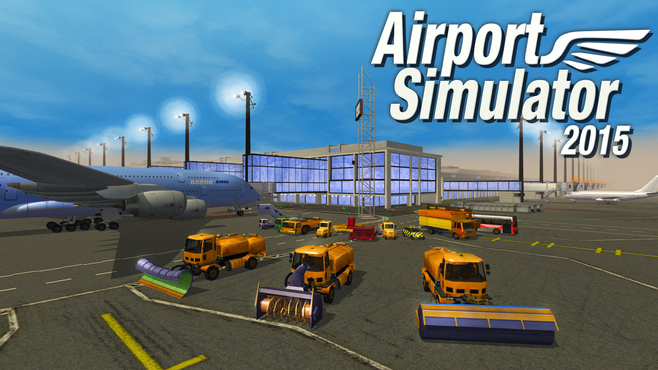 Airport Simulator 2015 Screenshot 1