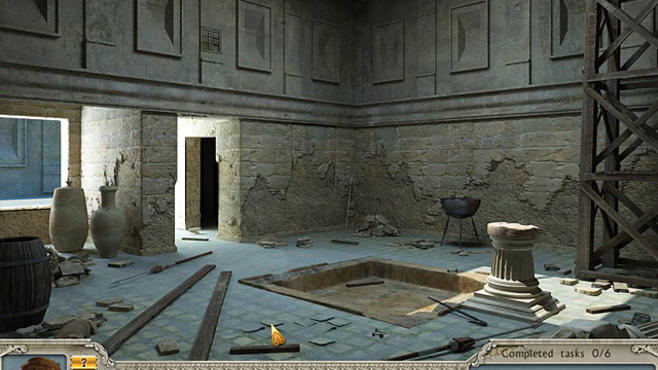 Alabama Smith: Escape from Pompeii Screenshot 2