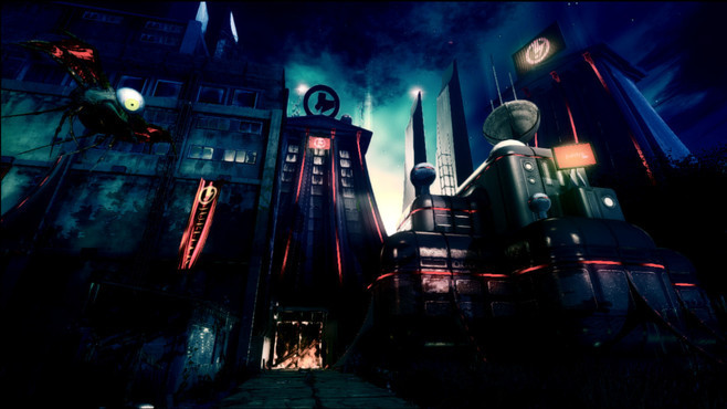 Albedo: Eyes from Outer Space Screenshot 4