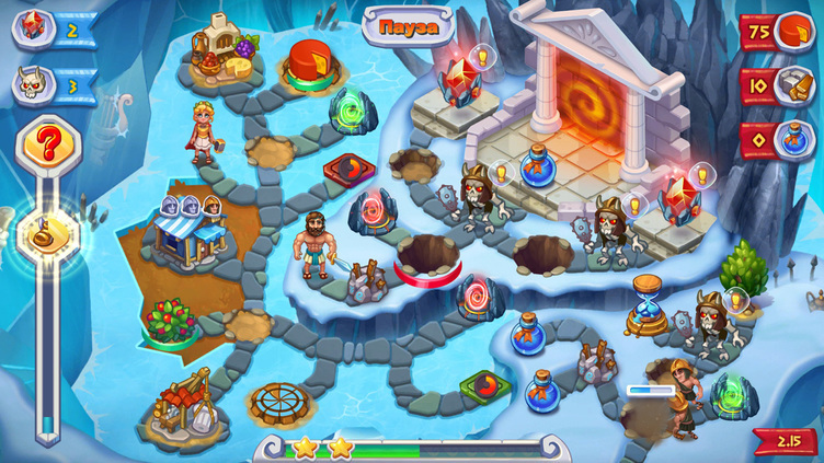 Alexis Almighty: Daughter of Hercules Collector's Edition Screenshot 7