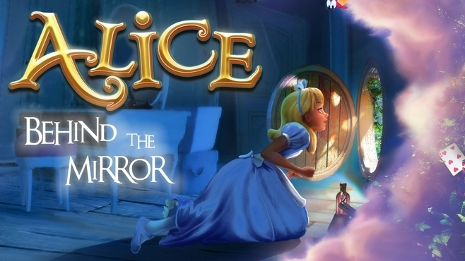 Alice Behind the Mirror Screenshot 1