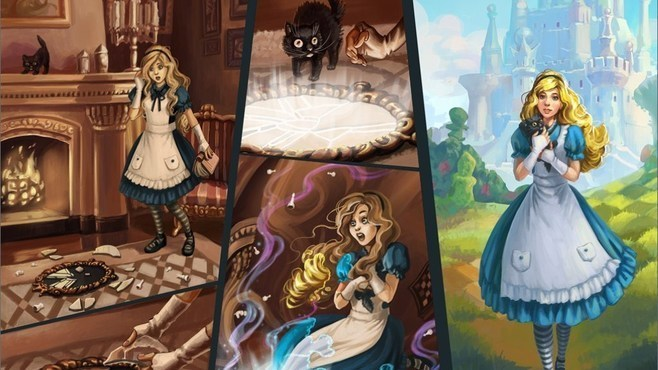 Alice's Patchwork 2 Screenshot 2