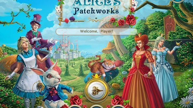 Alice's Patchwork Screenshot 1