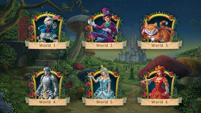 Alice's Patchwork Screenshot 3