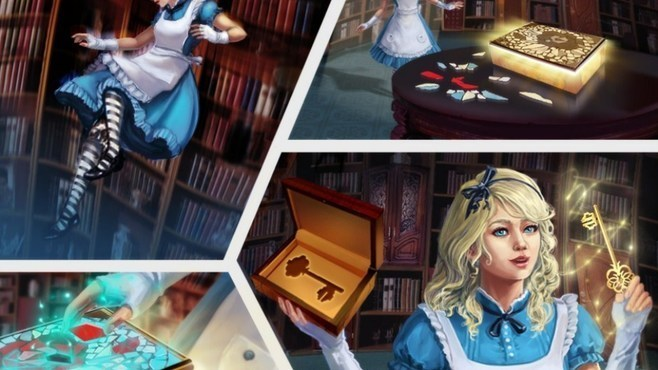 Alice's Patchwork Screenshot 4