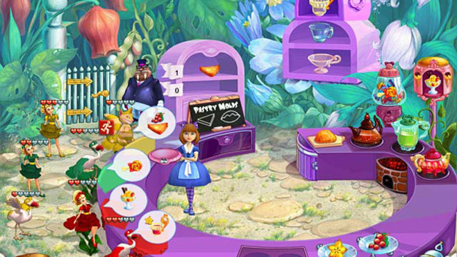 Alice's Tea Cup Madness Screenshot 2