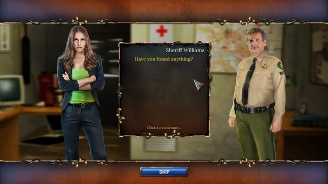 Alicia Griffith – Lakeside Murder Screenshot 4