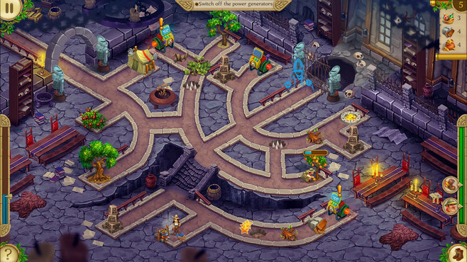 Alicia Quatermain and Mystery of the Flaming Gold Collector's Edition Screenshot 1