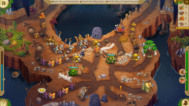 Alicia Quatermain and Mystery of the Flaming Gold Collector's Edition Screenshot 2