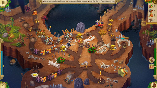Alicia Quatermain and Mystery of the Flaming Gold Collector's Edition Screenshot 4