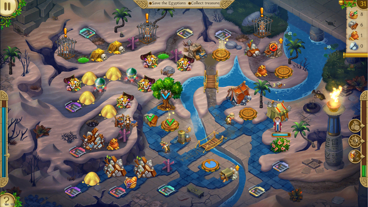 Alicia Quatermain 4: Da Vinci and the Time Machine Collector's Edition Screenshot 1