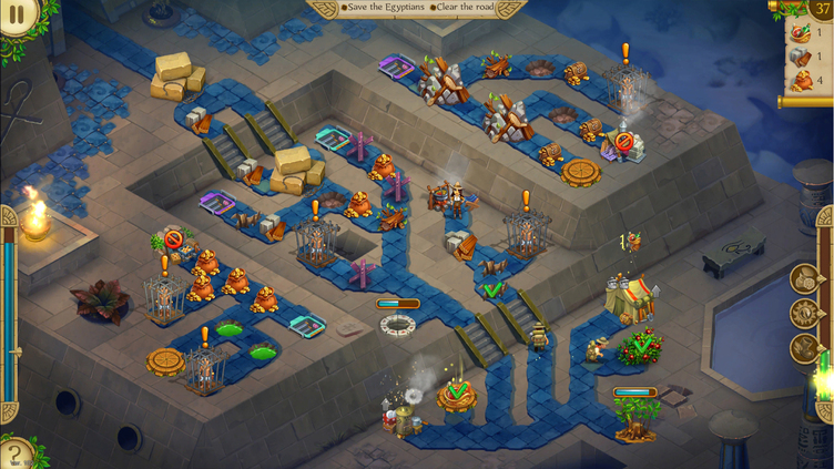 Alicia Quatermain 4: Da Vinci and the Time Machine Collector's Edition Screenshot 2