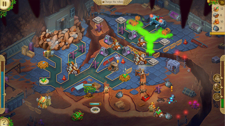 Alicia Quatermain 4: Da Vinci and the Time Machine Collector's Edition Screenshot 3