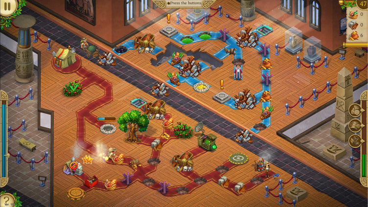 Alicia Quatermain 4: Da Vinci and the Time Machine Collector's Edition Screenshot 4