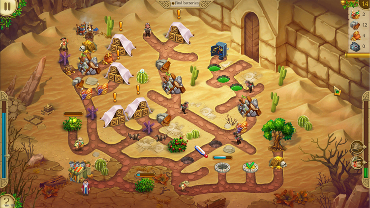Alicia Quatermain 4: Da Vinci and the Time Machine Collector's Edition Screenshot 7