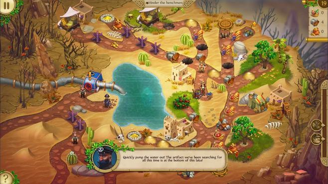Alicia Quatermain and the Stone of Fate Collector's Edition Screenshot 2