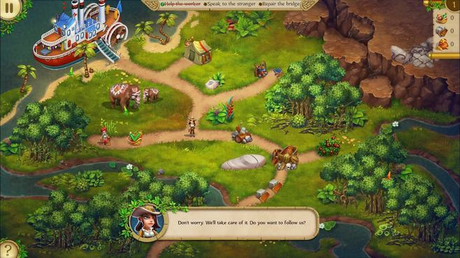 Alicia Quatermain and the Stone of Fate Collector's Edition Screenshot 5
