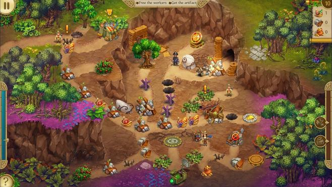 Alicia Quatermain and the Stone of Fate Collector's Edition Screenshot 6