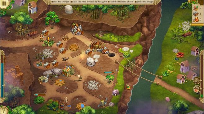 Alicia Quatermain and the Stone of Fate Collector's Edition Screenshot 13