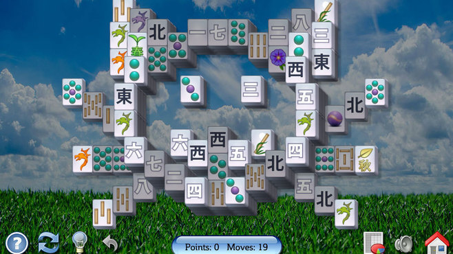 All-in-One Mahjong 2 Screenshot 1