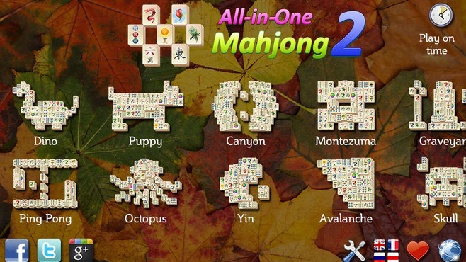 All-in-One Mahjong 2 Screenshot 4