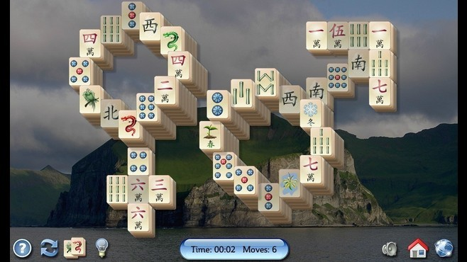 All-in-One-Mahjong Screenshot 1