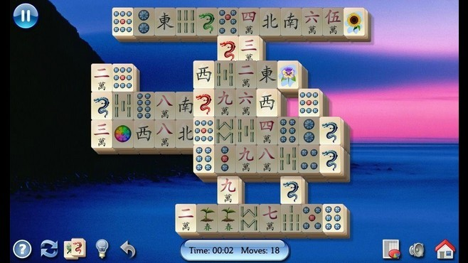 All-in-One-Mahjong Screenshot 2