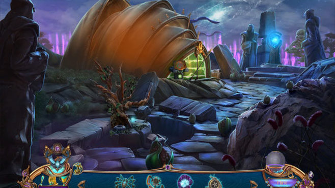Amaranthine Voyage: Legacy of the Guardians Screenshot 1