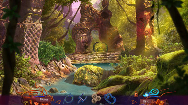Amaranthine Voyage: The Burning Sky Collector's Edition Screenshot 2