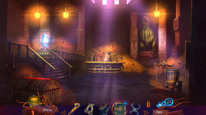Amaranthine Voyage: The Burning Sky Collector's Edition Screenshot 3